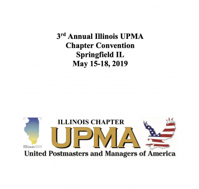 Illinois UPMA Chapter Convention Guide - 2019