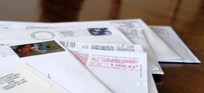 USPS letters