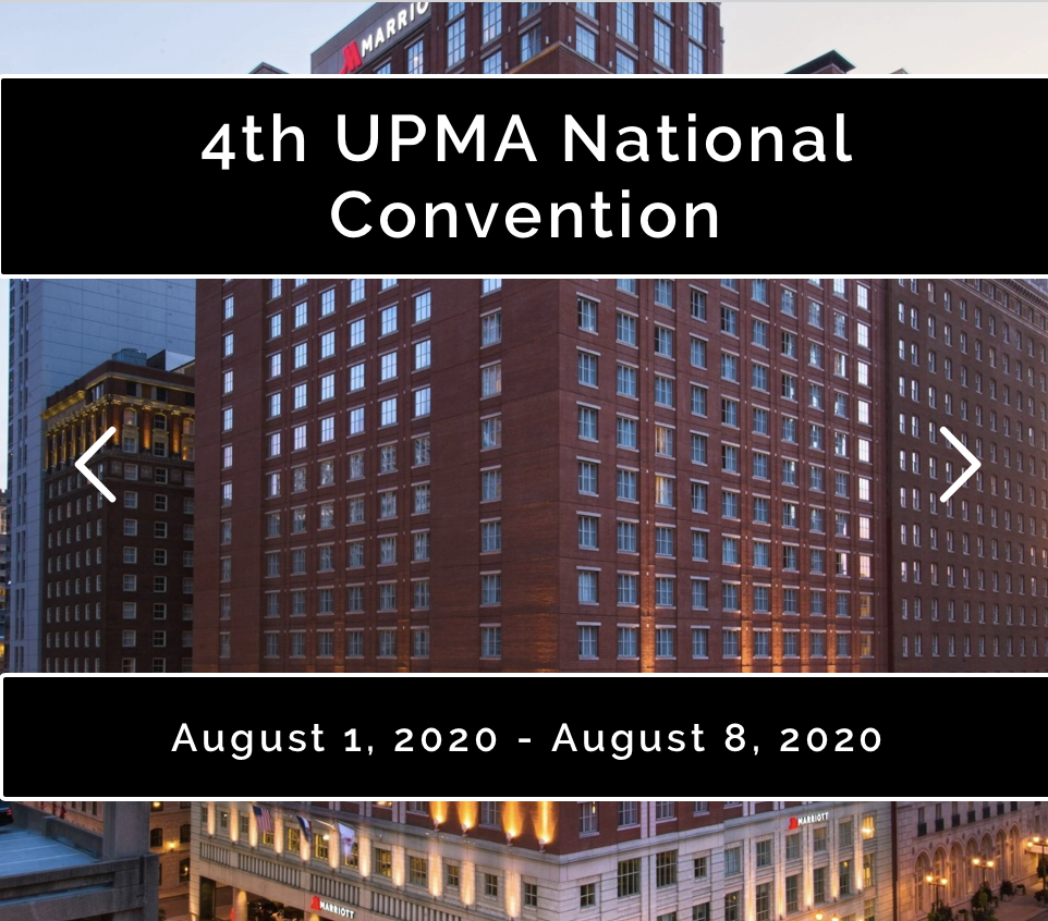 4th UPMA National Convention Placeholder image